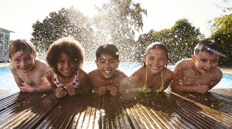 Cuide bem da sua piscina e de quem você ama!